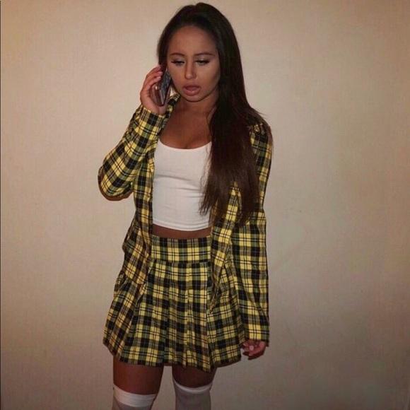 Spirit Skirts Cher From Clueless Halloween Costume Poshmark